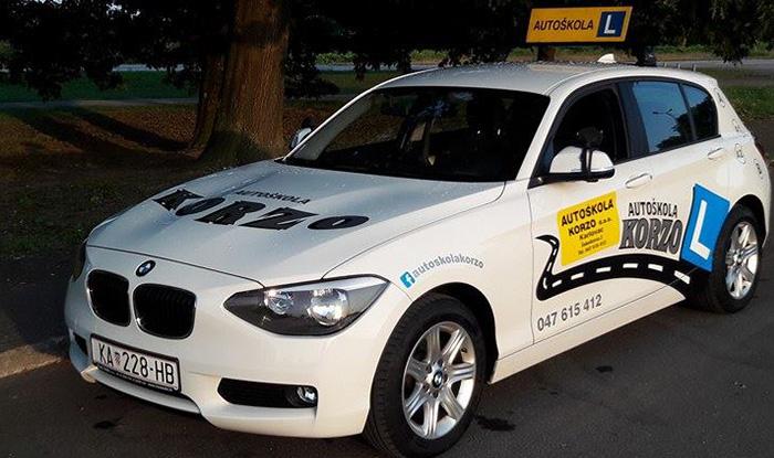 Autoškola Korzo Karlovac - BMW