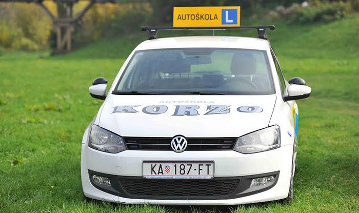 Vozila autoškole Korzo - VW Polo