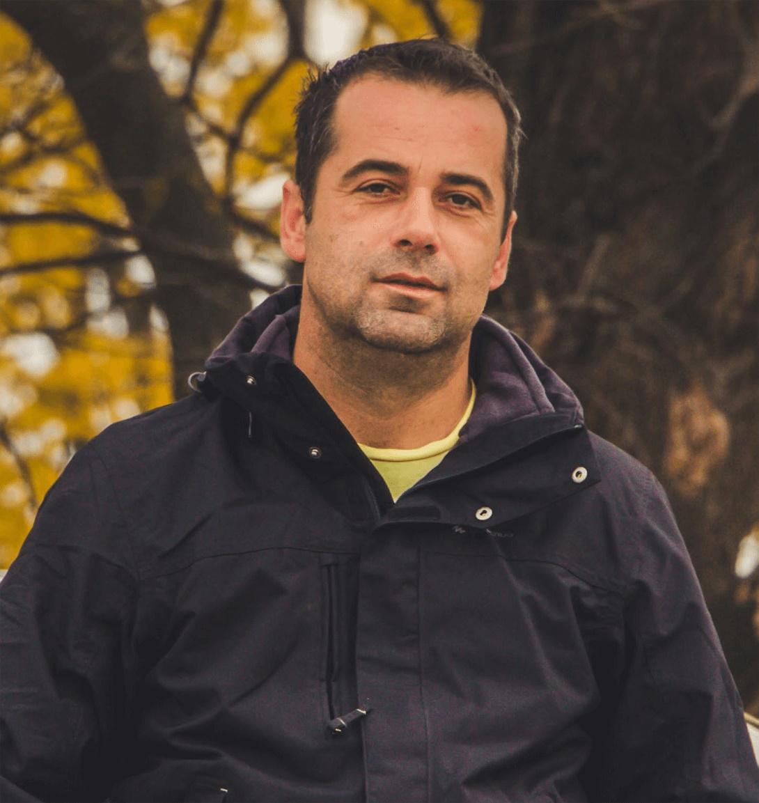 Instruktor Dado Petrović