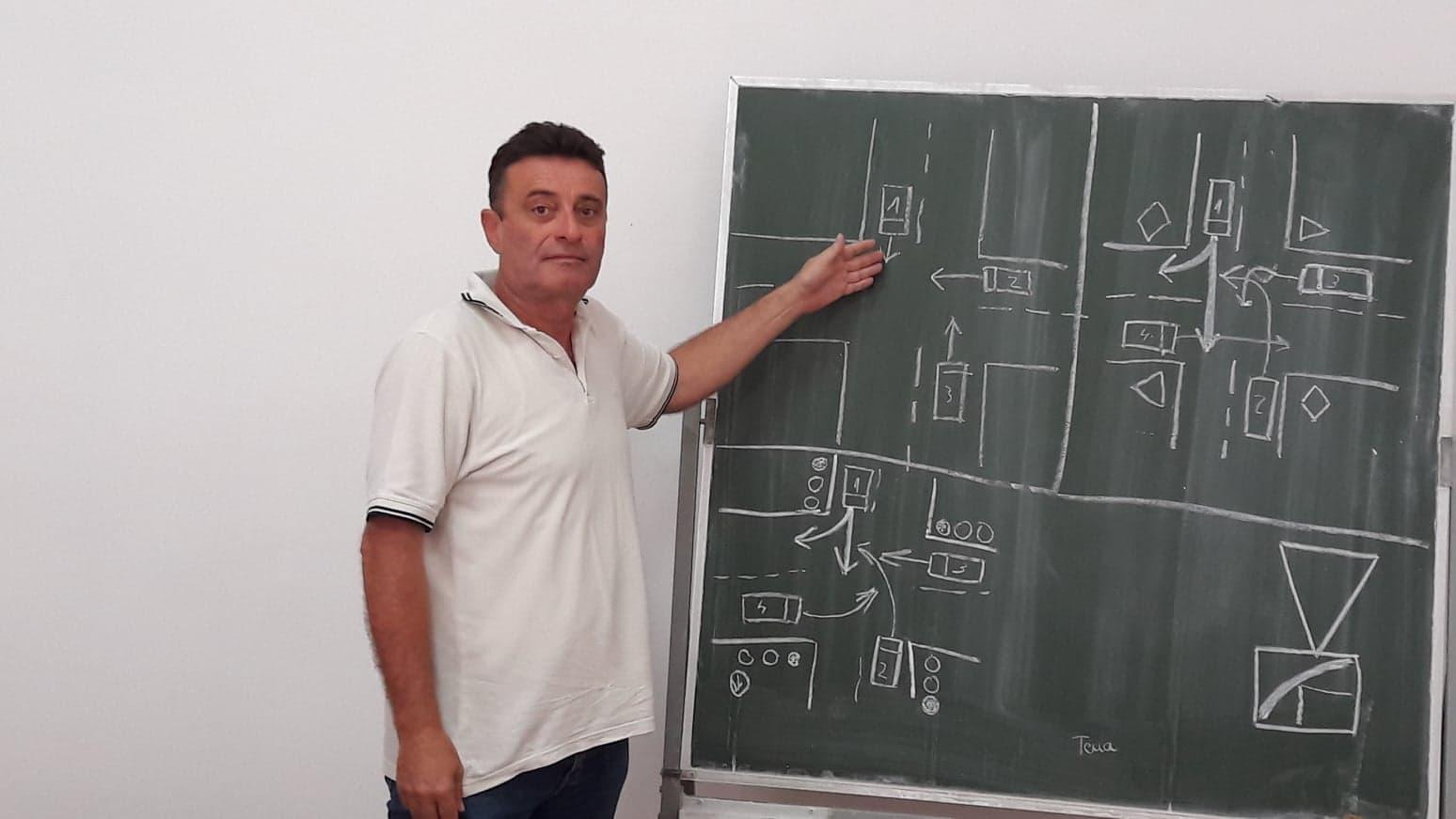 Strucni voditelj,predavac,instruktor Alan Mamić